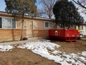 Roll Off Dumpster Services Colorado Springs