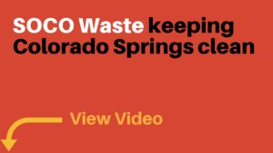 Colorado Springs Dumpster Rental