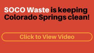 Colorado Springs Dumpster Rental