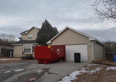 Roll Away Dumpster Rental Colorado Springs