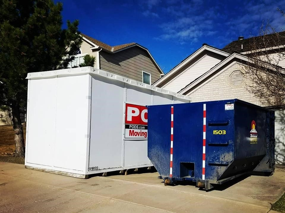 Colorado Springs Residential Dumpster Rental